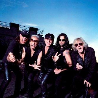Scorpions - teksty piosenek