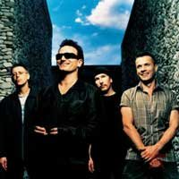 U2 - teksty piosenek