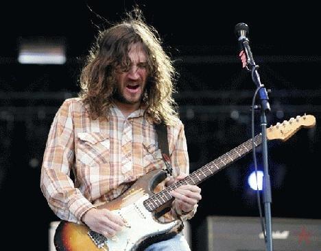 John Frusciante - teksty piosenek