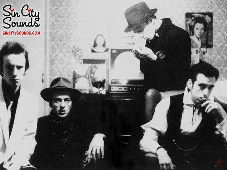 The Clash - teksty piosenek