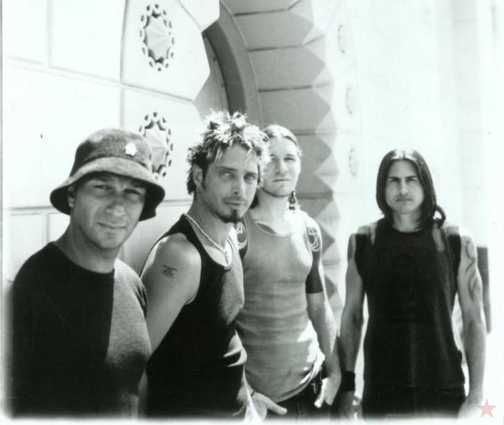 Audioslave - teksty piosenek