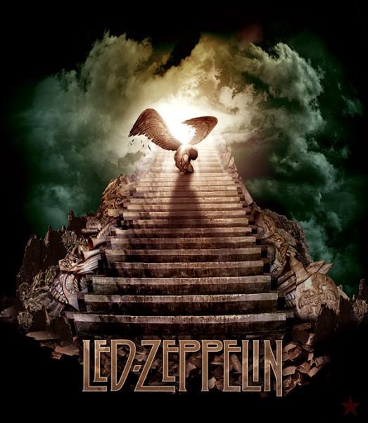 Led Zeppelin - teksty piosenek