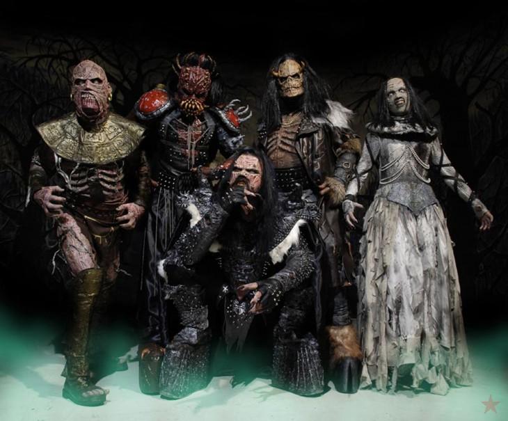 Lordi - teksty piosenek