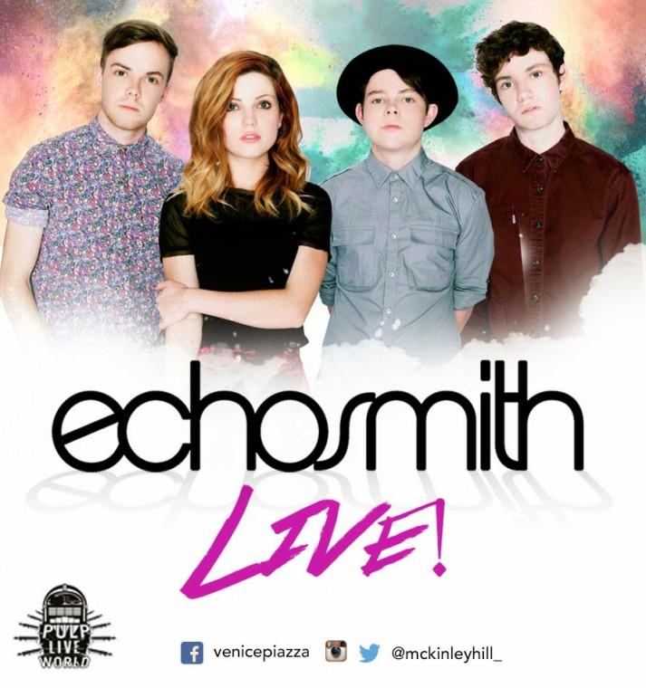 Echosmith - teksty piosenek