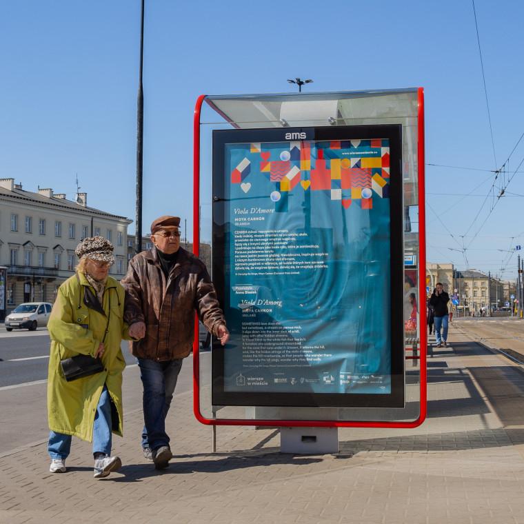 Wiersze W Mieście łapcie Je Do 30 Kwietnia W Warszawie