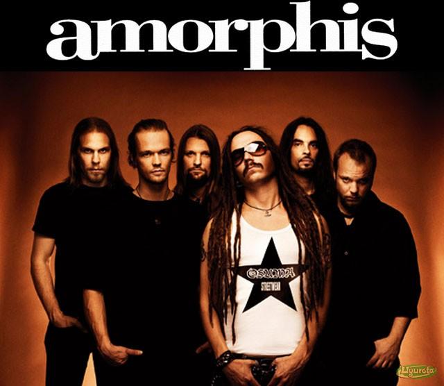 Amorphis - teksty piosenek