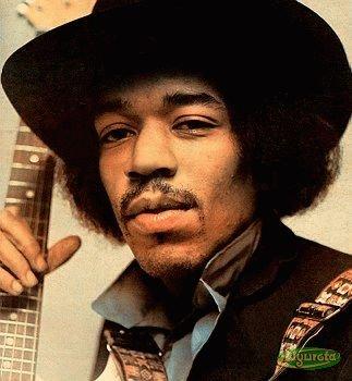 Jimi Hendrix - teksty piosenek