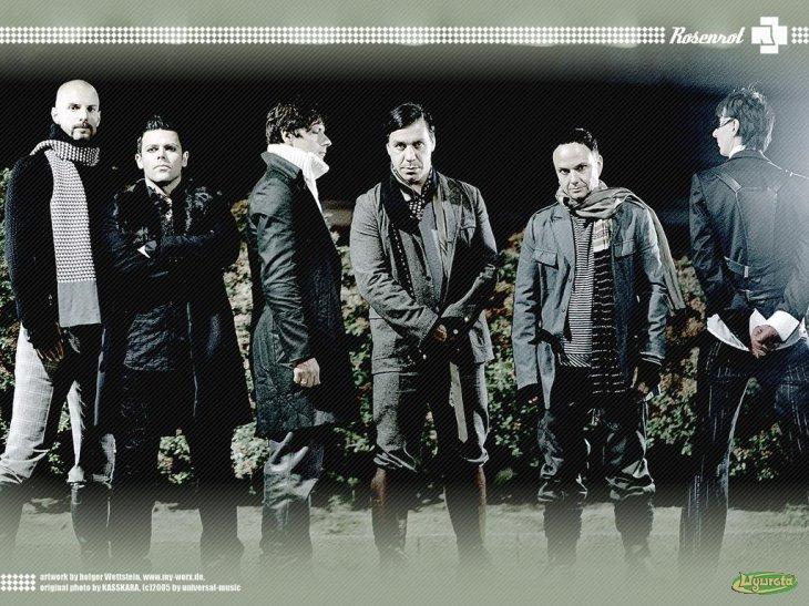 Rammstein - teksty piosenek