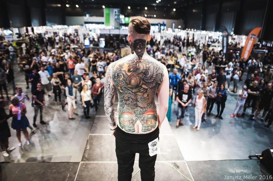Katowice Stolicą Tatuażu Artystycznego