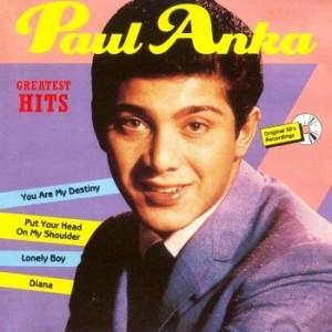 paul anka - teksty piosenek