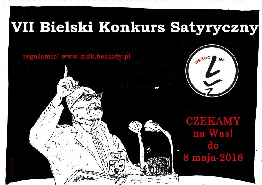 Vii Bielski Konkurs Satyryczny Wrzuć Na Luz