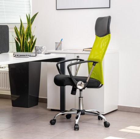 ergonomiczny fotel obrotowy