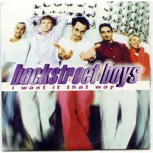 Backstreet Boys - teksty piosenek