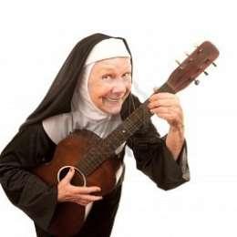 Religijne z gestami :)